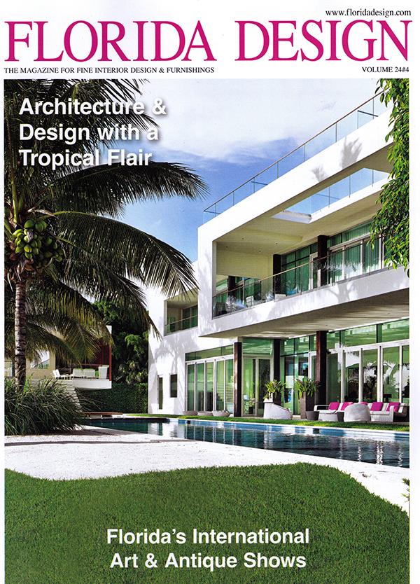 Home Design Magazine Florida Design Magazine Issue 201 Florida Home Design